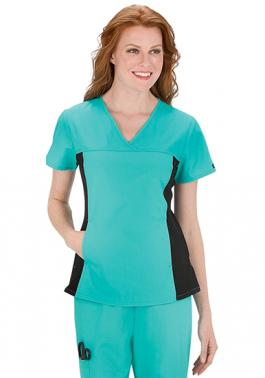 Lydia's Cherokee Flexibles Scrub Top