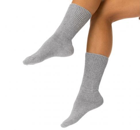 Open Weave Socks