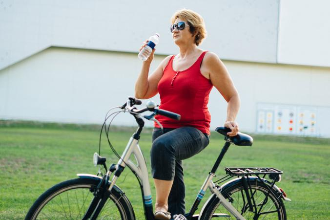 bikes for large women
