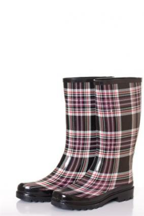 Plus Size Rain Boots