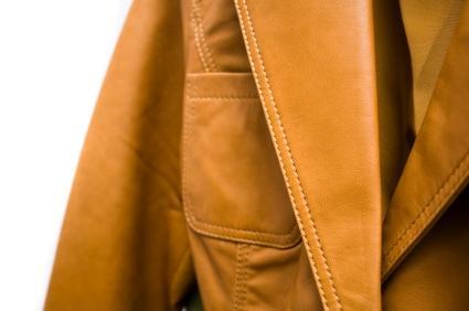 Women's Leather Blazer Plus Size