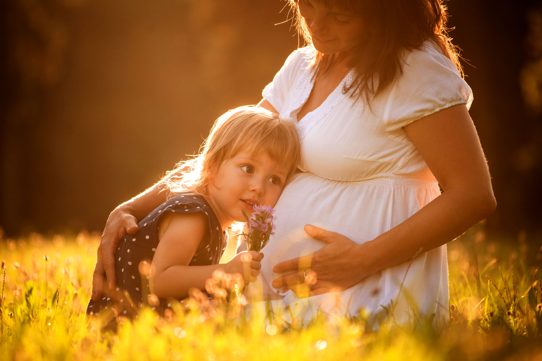 is it easier to conceive the second baby than the first?