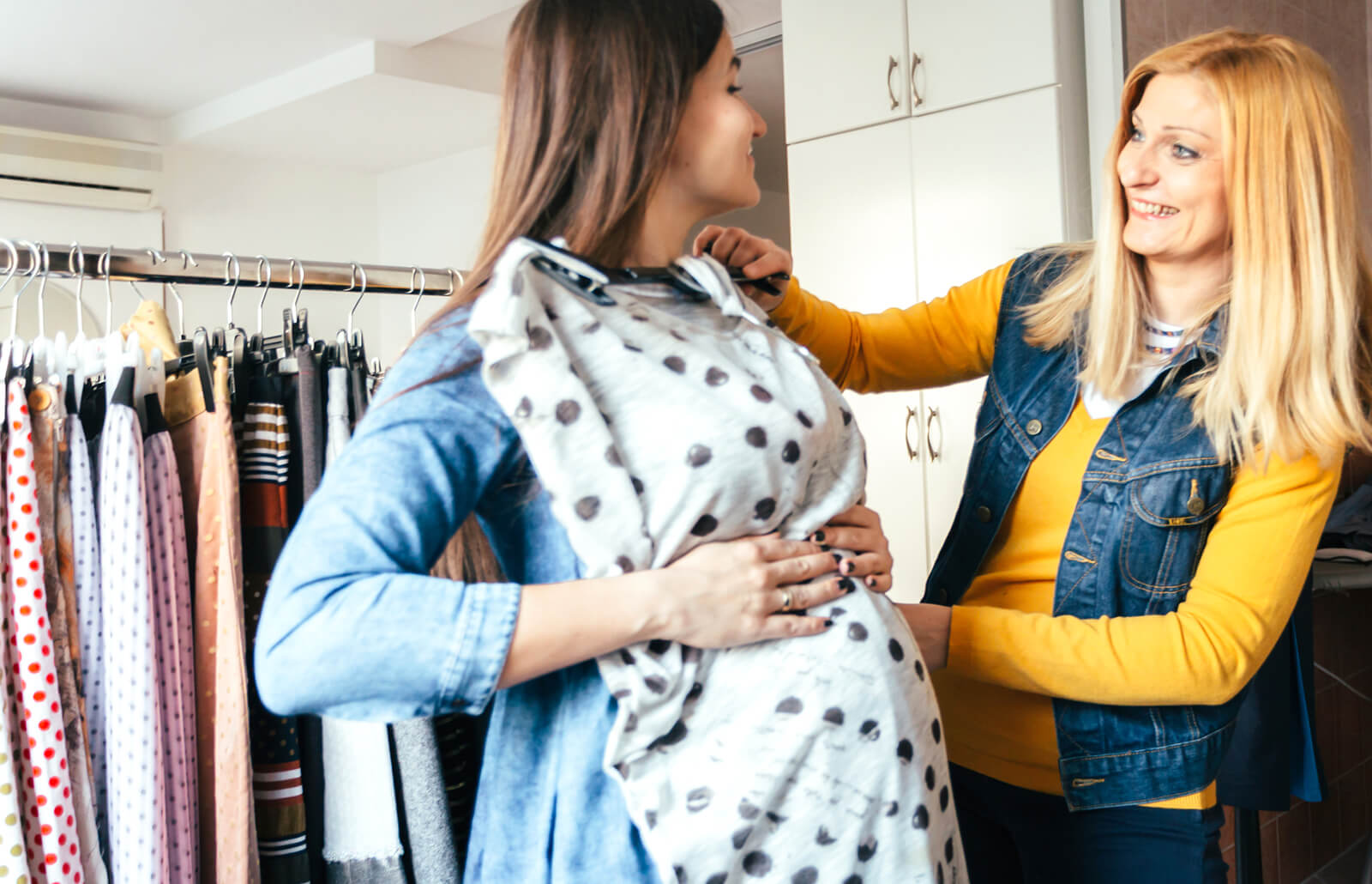 Ideas For Finding Used Maternity Clothes Lovetoknow