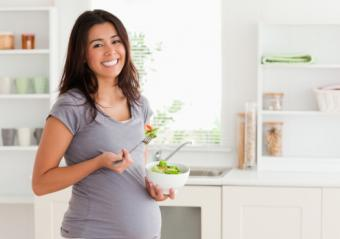 Guide for a Healthy Vegetarian Diet During Pregnancy