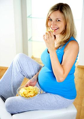 Are Salt and Vinegar Chips Safe During Pregnancy?