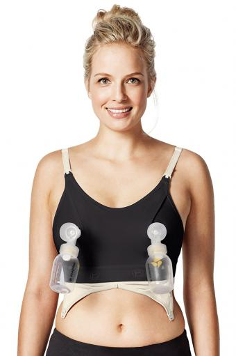 Bravado Designs Womens' Clip and Pump Hands-free Nursing Bra Accessory