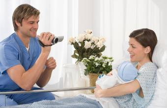 Making a Video of Your Baby's Birth