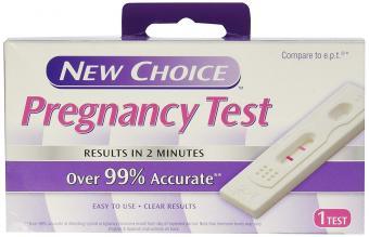 New Choice Pregnancy Test
