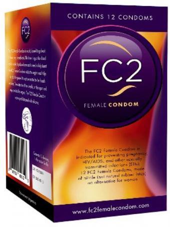 FC2 Female Condomes