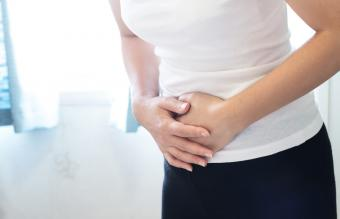 Experiencing cramps during early pregnancy