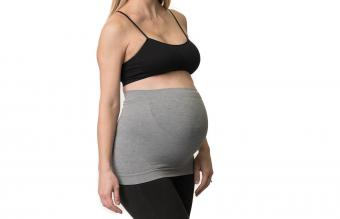 Belevation Womens Maternity Support Belly Band