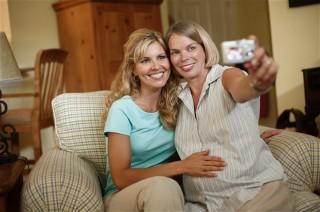 Pregnant Lesbians