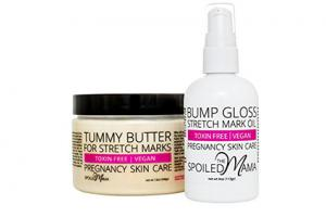 The Spoiled Mama Stretchmark Prevention Kit