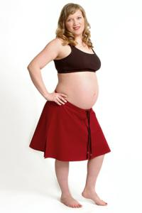 Basic Binsi Birthing Skirt