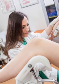 Gynecology exam