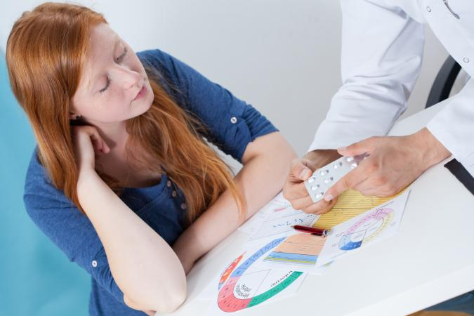 Causes of Breakthrough Bleeding While on Birth Control | LoveToKnow