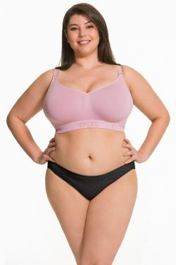 Sugar Candy Fuller Bust Seamless Nursing Bra at Cakematernity.com