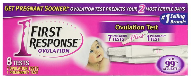 The First Response Ovulation Test