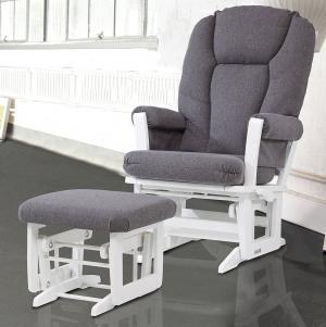 Dutailier Modern Glider Recliner with Multiposition