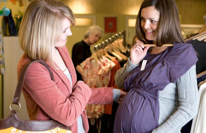 b995d1acb Real Advantages to Shopping at Maternity Stores | LoveToKnow