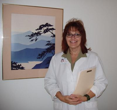 TCM practitioner Linda C. D'Agostino