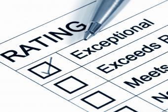 Sample Employee Performance Appraisal