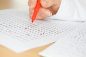 Printable Proofreading Test