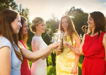 Speech to a Big Sister on Her Wedding Day