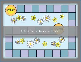printable board game blank 2