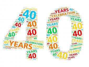Free 40th Birthday Printable Trivia
