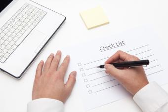Free Printable Checklist Templates