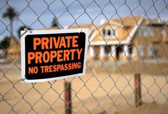 Printable No Trespassing Signs