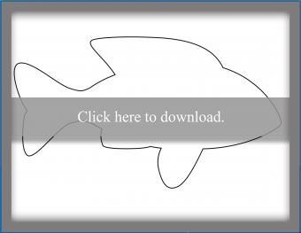 Simple Fish Template