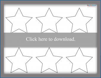 Identical 5-Point Stars