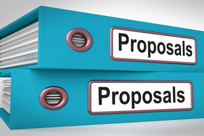 Proposal Folders