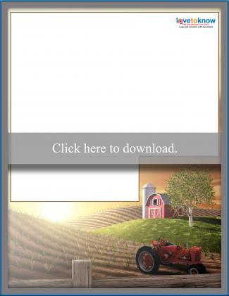 Farm Scene Thumbnail