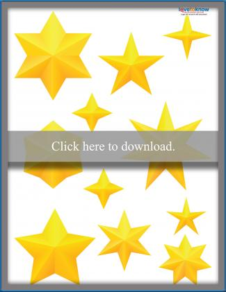 Yellow Star Variety Template