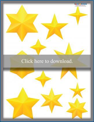 Yellow Star Variety Template