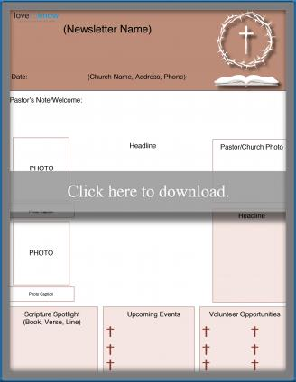 Email Church Newsletter