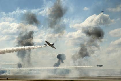 Attack on Pearl Harbor; Copyright Neonriver at Dreamstime.com