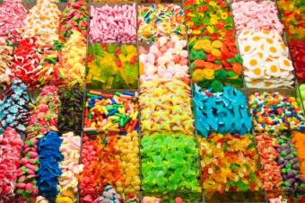 Candy Quiz Questions