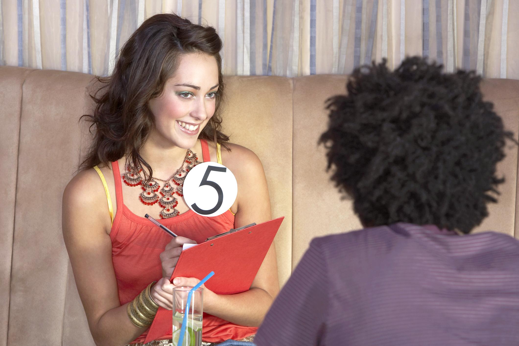 Preguntas en speed dating