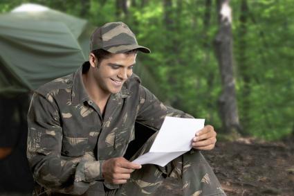 Novio en el ejército