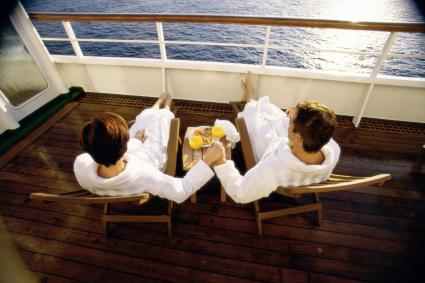 Viaje de crucero