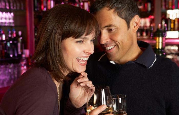 Detectando el flirteo masculino