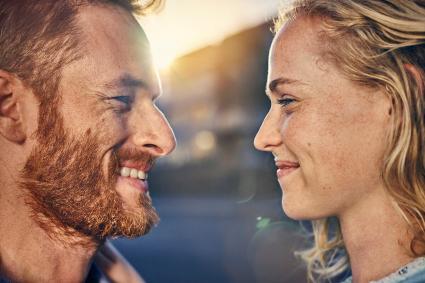 Señales de amor con mirada