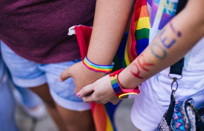 Couplext la nueva moda de parejas LGBTQ