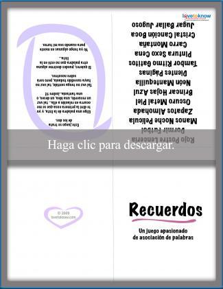 Carta romántica - Recuerdos