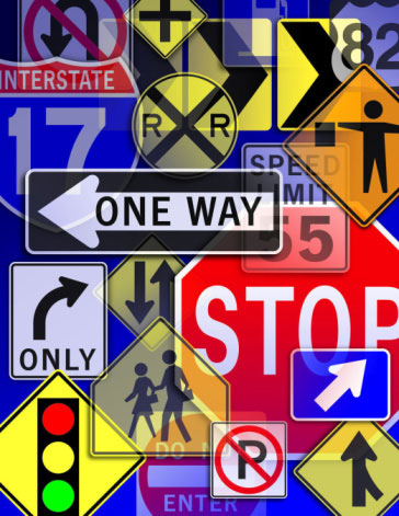 Learning Road Sign Safety