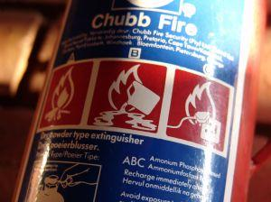 What Type of Fire Extinguisher Should Be in a Home?